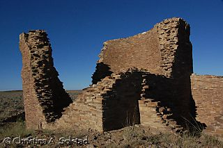 Kin Klizhin, Chaco Canyon Outlier