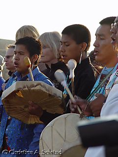 Hopi Sunrise Ceremony, Casa Rinconada 2006 (DSC09808)
