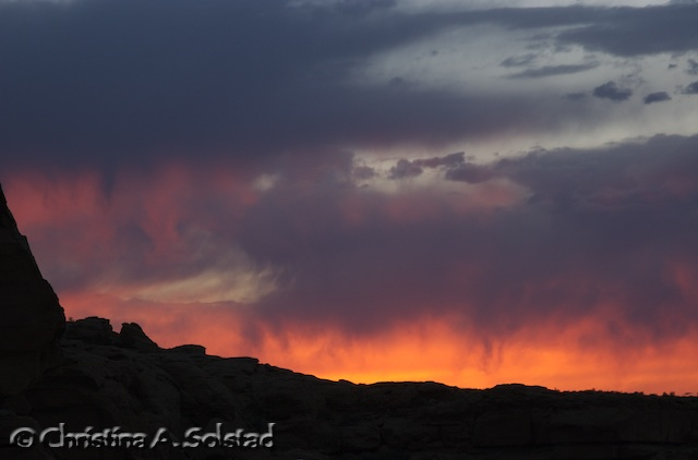 Chaco Canyon Field Report -- Volunteering on Solstice