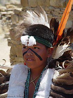 CSolstad_Hopi Boy, Chaco Canyon 2006