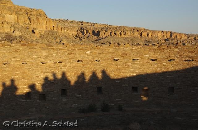 Chaco Canyon Field Report -- Solstice Sunrise at Casa Rinconada