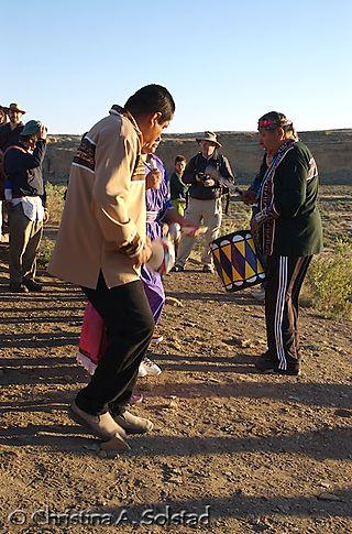 Acoma Dancers at Casa Rinconada 2008 (DSC_5917)