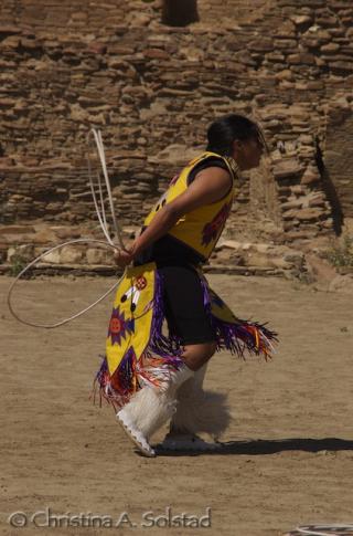 Laguna Hoop Dance - Turkey (Chaco 2008)_DSC_6113