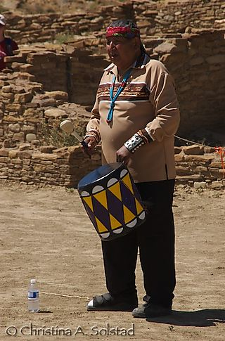 Cyrus Concho, Acoma Pueblo (Chaco 2008)_DSC_6050