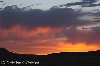 Fire-red sunrise (Chaco 2008)_DSC_6152