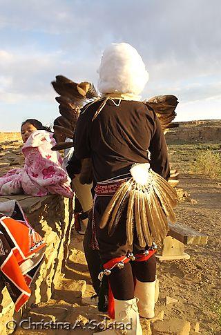 Laguna Eagle dancer, back view (Chaco 2008)_DSC_6179